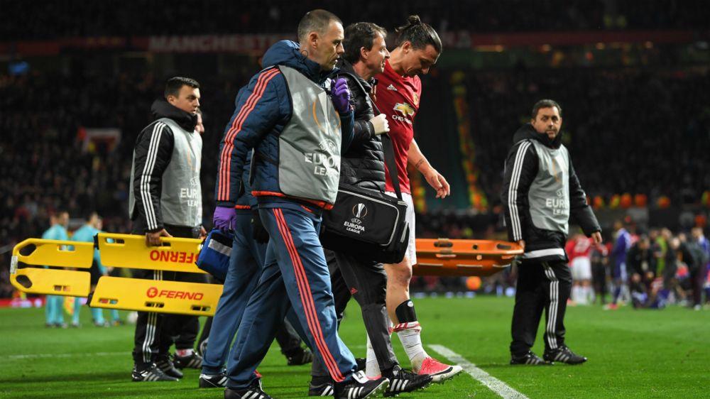 Ibrahimovic will fight to save career - Mourinho