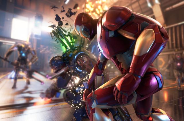 Marvel's Avengers for PS4 and Xbox One include next-gen upgrades