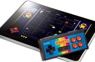 ThinkGeek announces 8-bitty wireless controller for iPad, iPhone