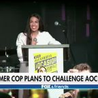 Former police officer plans to challenge Alexandria Ocasio-Cortez in 2020