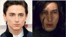 'Dune' First Look Has Fans Comparing Timothée Chalamet To Kylo Ren