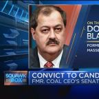 Launching a Senate bid, former jailed coal CEO Don Blankenship aligns himself with Trump