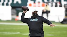 Eagles' Duce Staley Reportedly Asks out of Contract Amid Bears Rumors