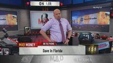 Cramer's lightning round: I'd rather you own Teva sandals...