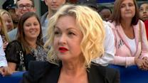 Cyndi Lauper Dishes on Memoir, Offers Advice to Stars