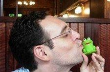 Sunday Morning Funnies: Kiss some frogs