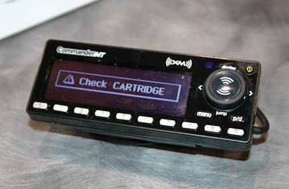 XM kicks out CommanderMT for your ride, supports Mini-Tuner