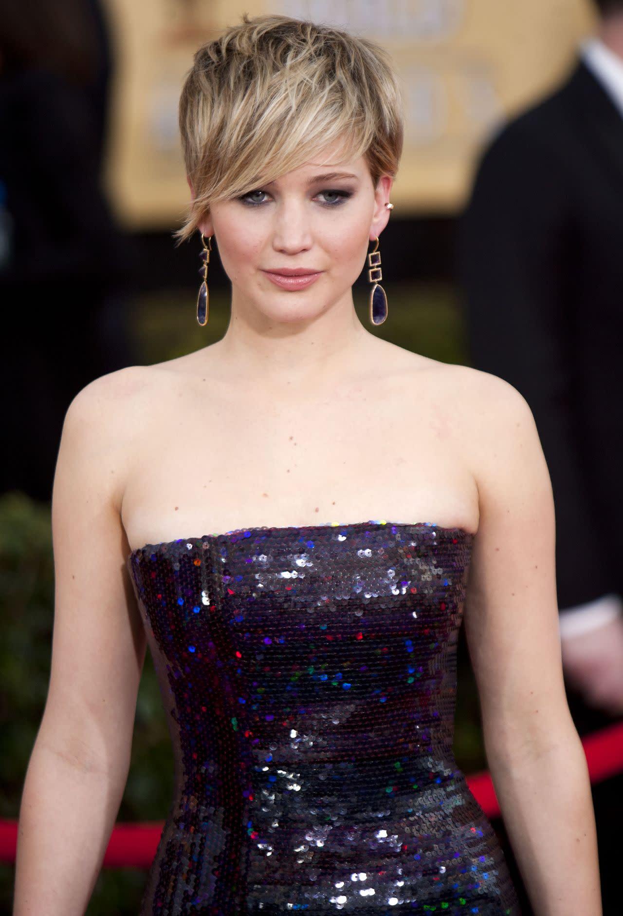 Jennifer Lawrence: Ni Twitter ni Facebook ni Instagram
