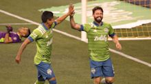 Seattle Sounders 7-1 San Jose Earthquakes: MLS champs in seventh heaven after record-setting display