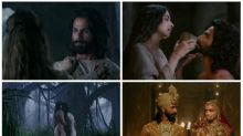 Padmaavat: Shahid Kapoor and Deepika Padukone's love story spells magic in this new promo