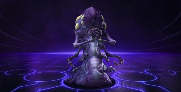 Heroes of the Storm: Abathur