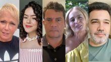 Xuxa, Maisa, Moro, Angélica, Feliciano e mais entram em gincana de faculdade