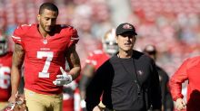 Jim Harbaugh praises Colin Kaepernick as one of Time's most influential people