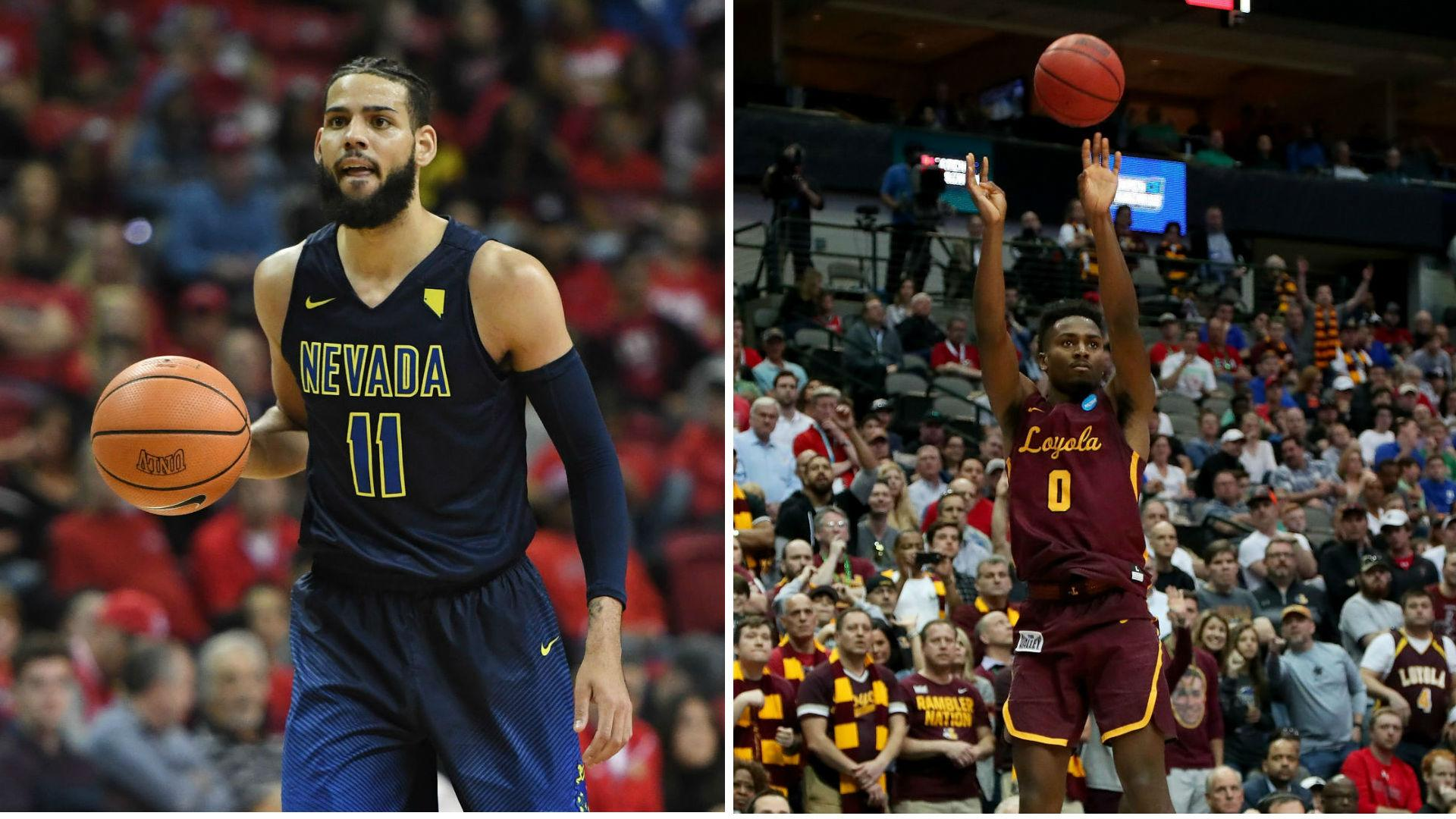 March Madness Picks Against The Spread 2018 Sweet 16: March Madness 2018: Nevada Vs. Loyola-Chicago Matchup