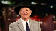 What makes Bill Murray the coolest guy in Hollywood?