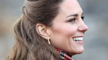 Kate Middleton praised by royals fans as she reveals new sleek straightened hairstyle