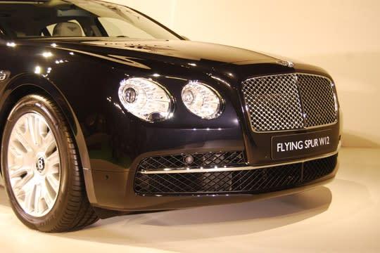 photo 2: 豪華新定義 New Bentley Flying Squr