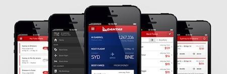 Qantas lands Passbook-enabled iPhone app