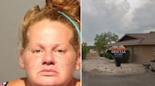 Woman allegedly breaks into dentist, pulls 13 teeth from patient