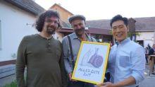 《摘星秘密客》前進奧地利 王凱傑揭「蝸牛魚子醬」面紗