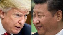 US STOCKS-Wall St flat amid Sino-U.S. tensions, economic uncertainty