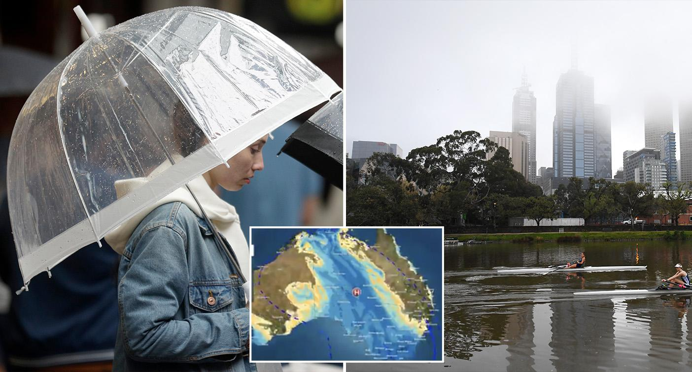 Australia to be soaked by heavy rainfall storms and flash flooding – Yahoo News Australia