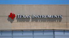 Texas Instruments Stock Falls 4%