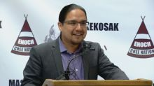 Federal government will fund new water project for Enoch Cree Nation