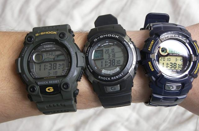 Casio is making smartwatches, too