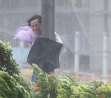 'Three dead, dozens injured' as Typhoon Hato barrels through Hong Kong, Macao and China