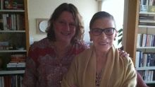 In the Presence of Greatness: My Afternoon With Ruth Bader Ginsburg