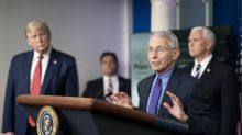 Dr. Fauci 'Would Put My Money' On Nov/Dec Vaccine