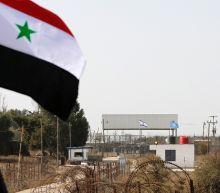 Israeli raids inside Syria since 2013