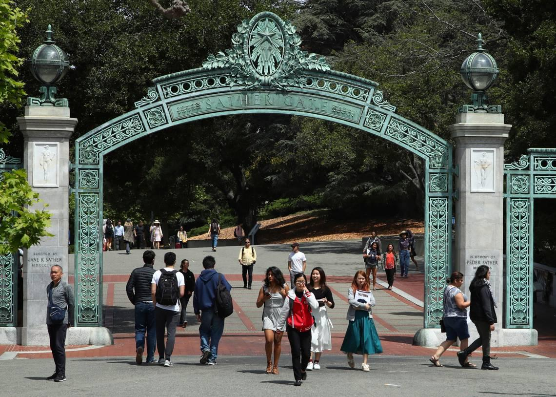 Frat parties to blame for surge in coronavirus cases at UC Berkeley, school says