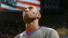 Kobe Bryant says he'd kneel during national anthem if he was still playing