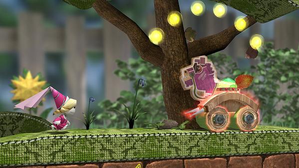 Run Sackboy! Run! starts an endless stitch-hunt on Vita, mobile