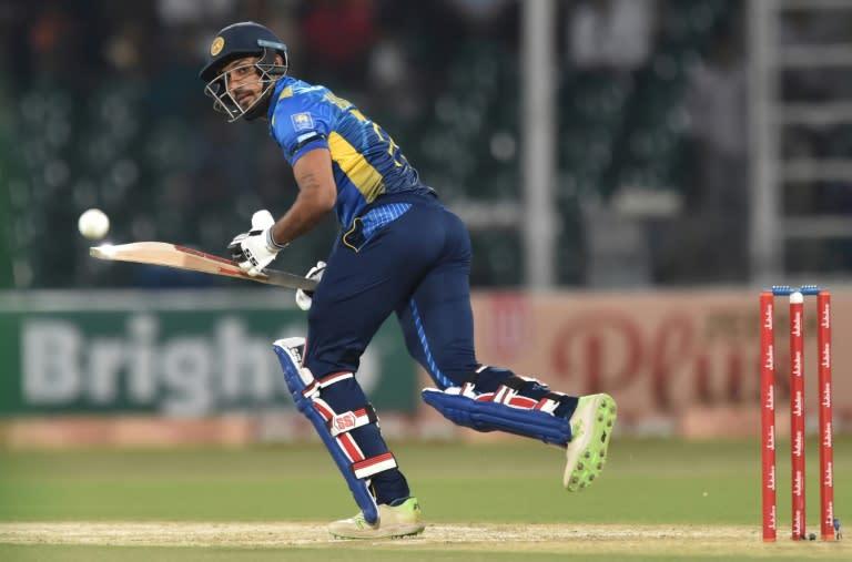 Sri Lanka's Gunathilaka out of Windies ODI series