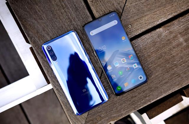 Xiaomi Mi 9 hands-on: Speedy, stylish and a great camera, too