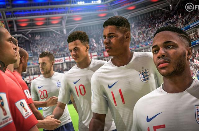 The Russia World Cup comes to 'FIFA 18' on May 29th