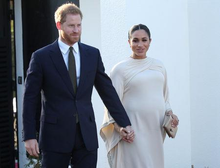 With Wife Meghan Due To Give Birth Prince Harry Delays Dutch Trip By A Day