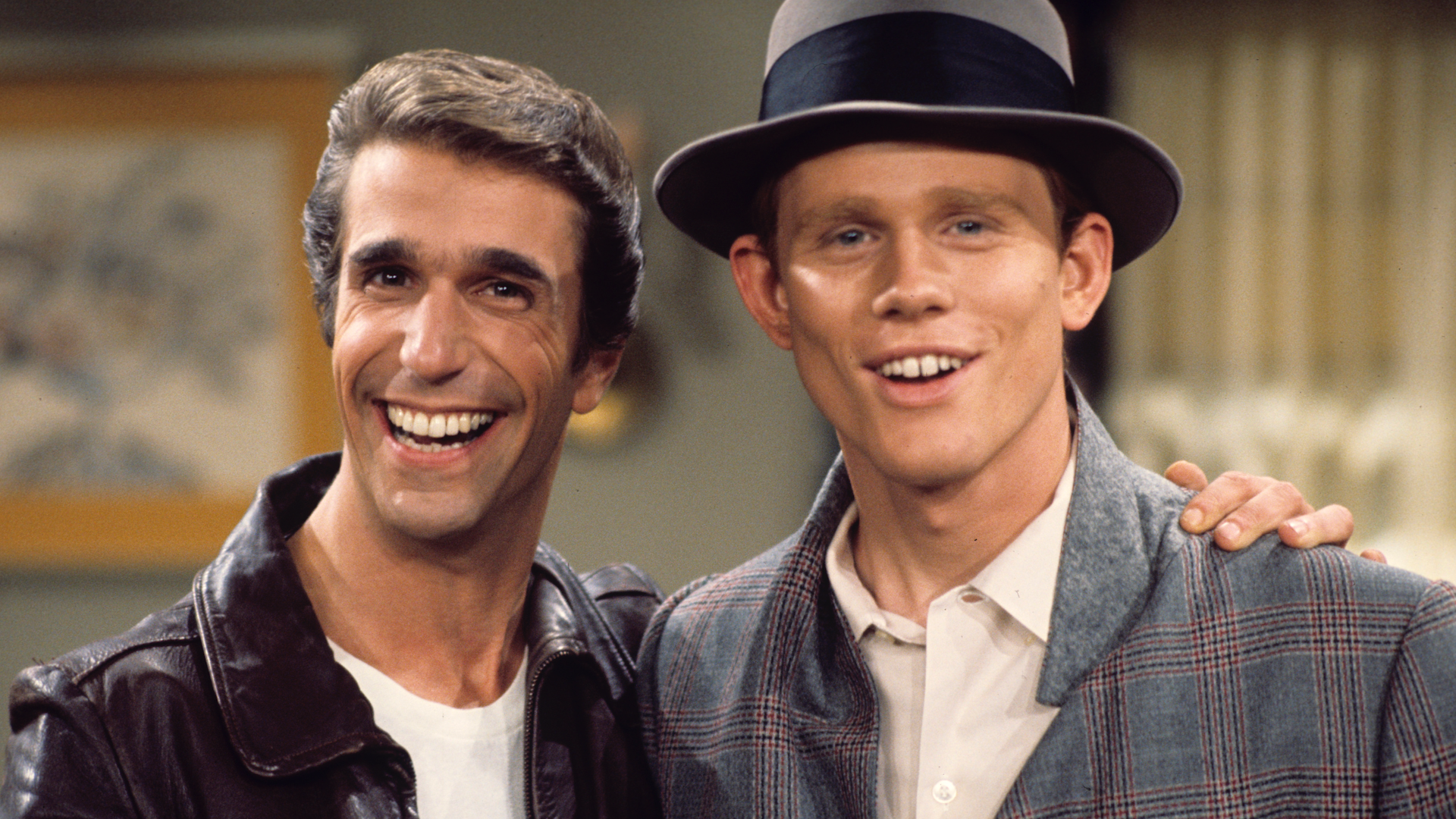 Henry Winkler reveals Ron Howard's 'feelings were hurt' by success of Fonzie character