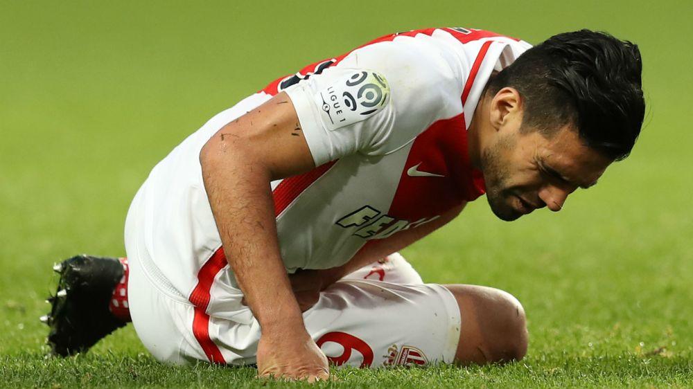 Falcao sigue en duda para la final de la Copa de la Liga de Francia