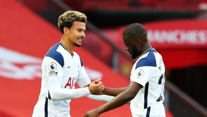 Advice for Dele Alli? Jose Mourinho explains Tanguy Ndombele's Tottenham revival