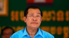 Cambodia's Hun Sen says only workers will suffer from any sanctions