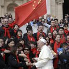 Vatican defends China bishop negotiations on eve of US visit