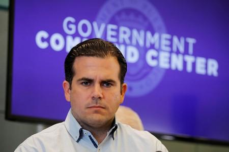 Puerto Rico governor will not seek re-election after leak of compromising messages