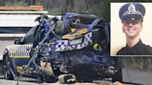 'A real tragedy': Four police officers killed in horrific crash named