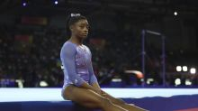 Simone Biles won't commit to Tokyo Olympics in 2021: 'We're just playing it by ear'
