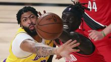 LA Lakers find winning form in dominant victory against Portland Trail Blazers