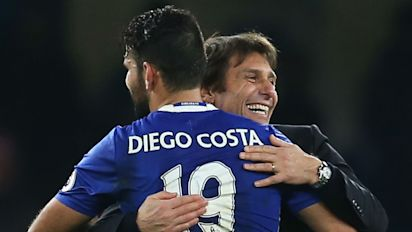 Antonio Conte reveals the moment Diego Costa's Chelsea exit was sealed